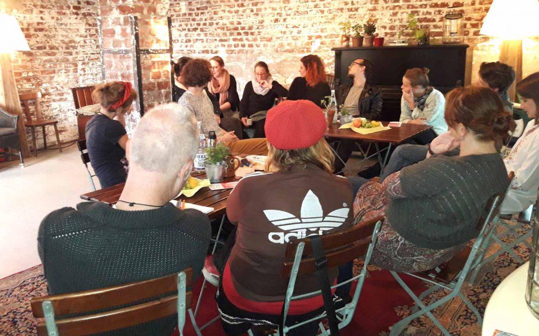 Planungs-& Austauschtreffen